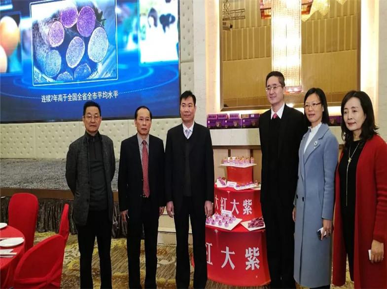 深圳市农产品国际流通协会助力德庆特色农产品走进香港